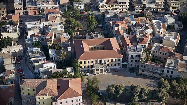 Άρθρο Βασίλη Διγαλάκη στα Χανιώτικα Νέα για τα Κτίρια στο Λιμάνι