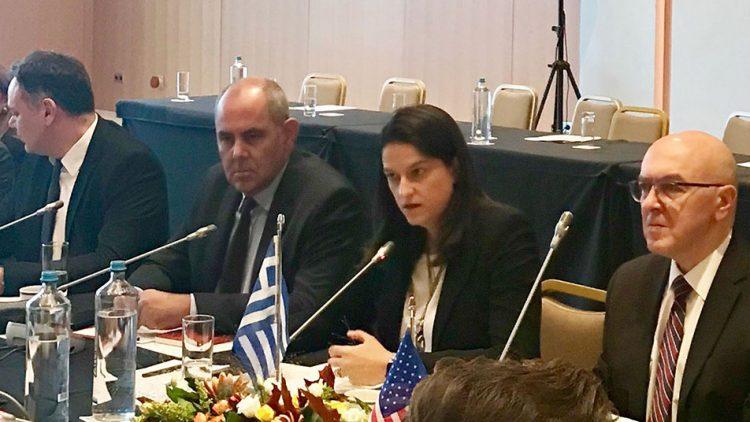 Εκδήλωση στο πλαίσιο του 2ου Στρατηγικού Διαλόγου Ελλάδας – ΗΠΑ