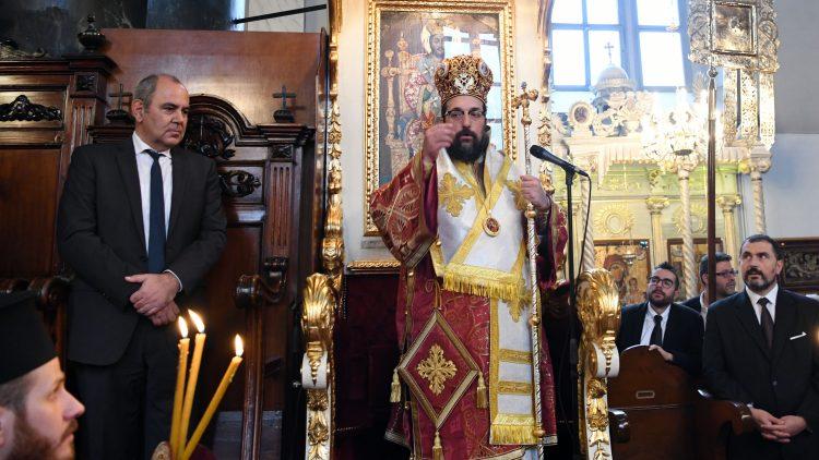 Τελετή Χειροτονίας του Νέου Επισκόπου Δορυλαίου Δαμασκηνού