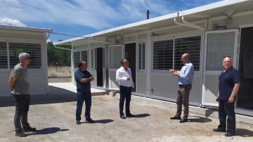 Επισκέψεις σε σχολικά συγκροτήματα στο Δήμο Πλατανιά