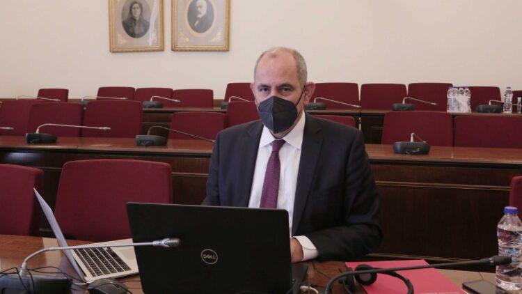 Ο Β. Διγαλάκης στη 17η Διάσκεψη Προέδρων Κοινοβουλίων των χωρών της Πρωτοβουλίας Αδριατικής-Ιονίου
